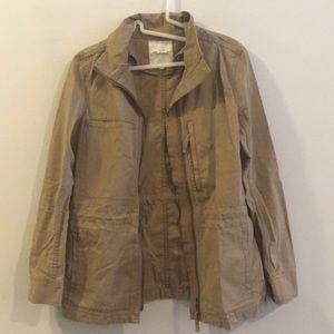Madewell fleet jacket military surplus